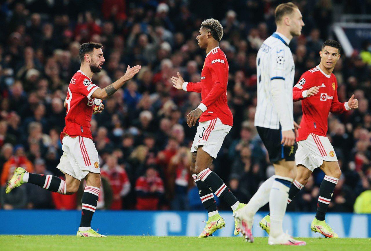 Роналду снова герой: Манчестер Юнайтед обыграл Аталанту Миранчука в Лиге чемпионов, отыгравшись с 0:2