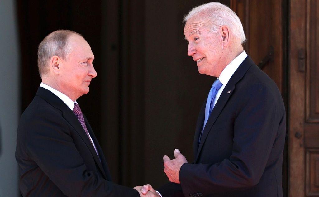 Путин заявил о росте торговли между Россией и США после встречи с Байденом