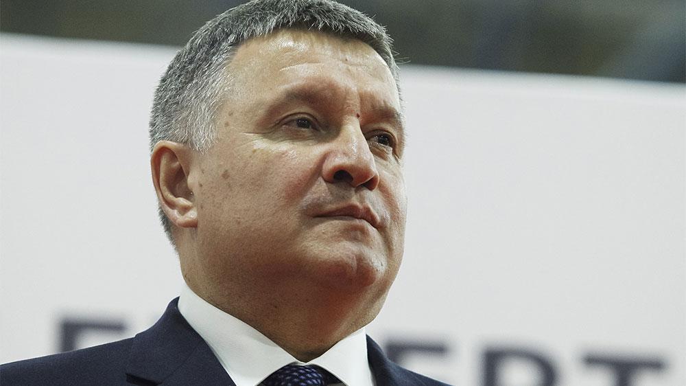 Экс-глава МВД Украины Аваков заболел коронавирусом