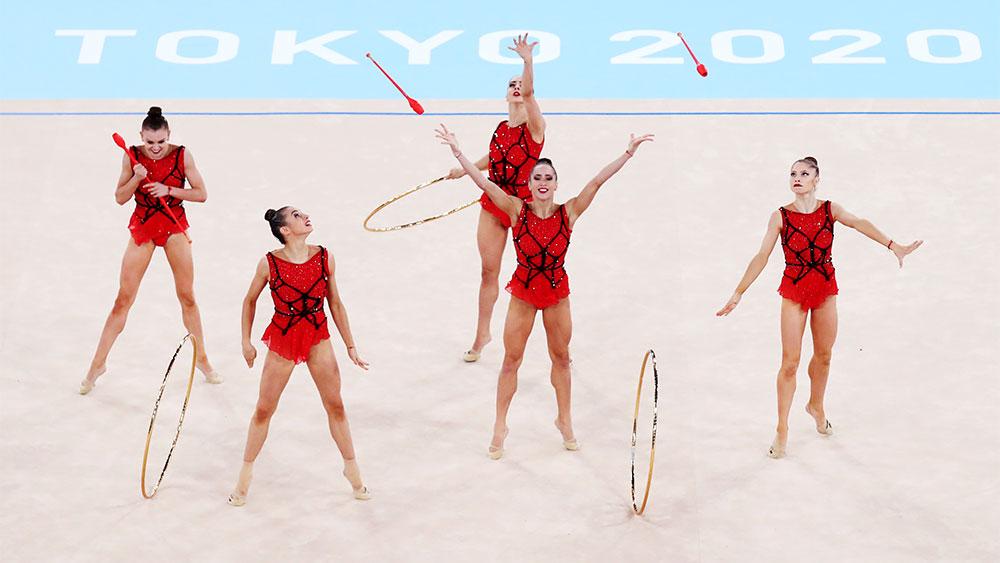 Олимпийские чемпионки из сборной Болгарии снялись с ЧМ по художественной гимнастике