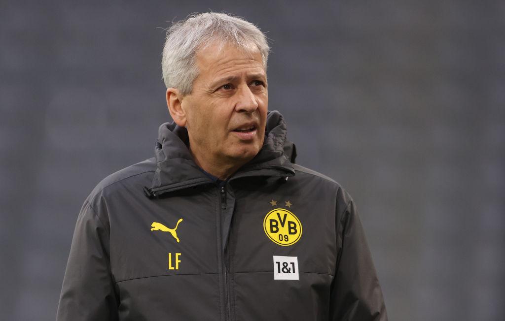 Бывший тренер дортмундской Боруссии Фавр может возглавить Локомотив