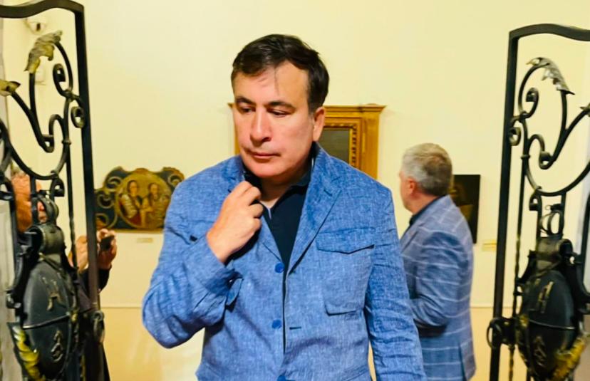"<p>Фото © Facebook / <a href=""https://www.facebook.com/photo.php?fbid=329908755171395&set=pb.100044568183561.-2207520000..&type=3"" target=""_blank"" rel=""noopener noreferrer"">Mikheil Saakashvili</a></p>"