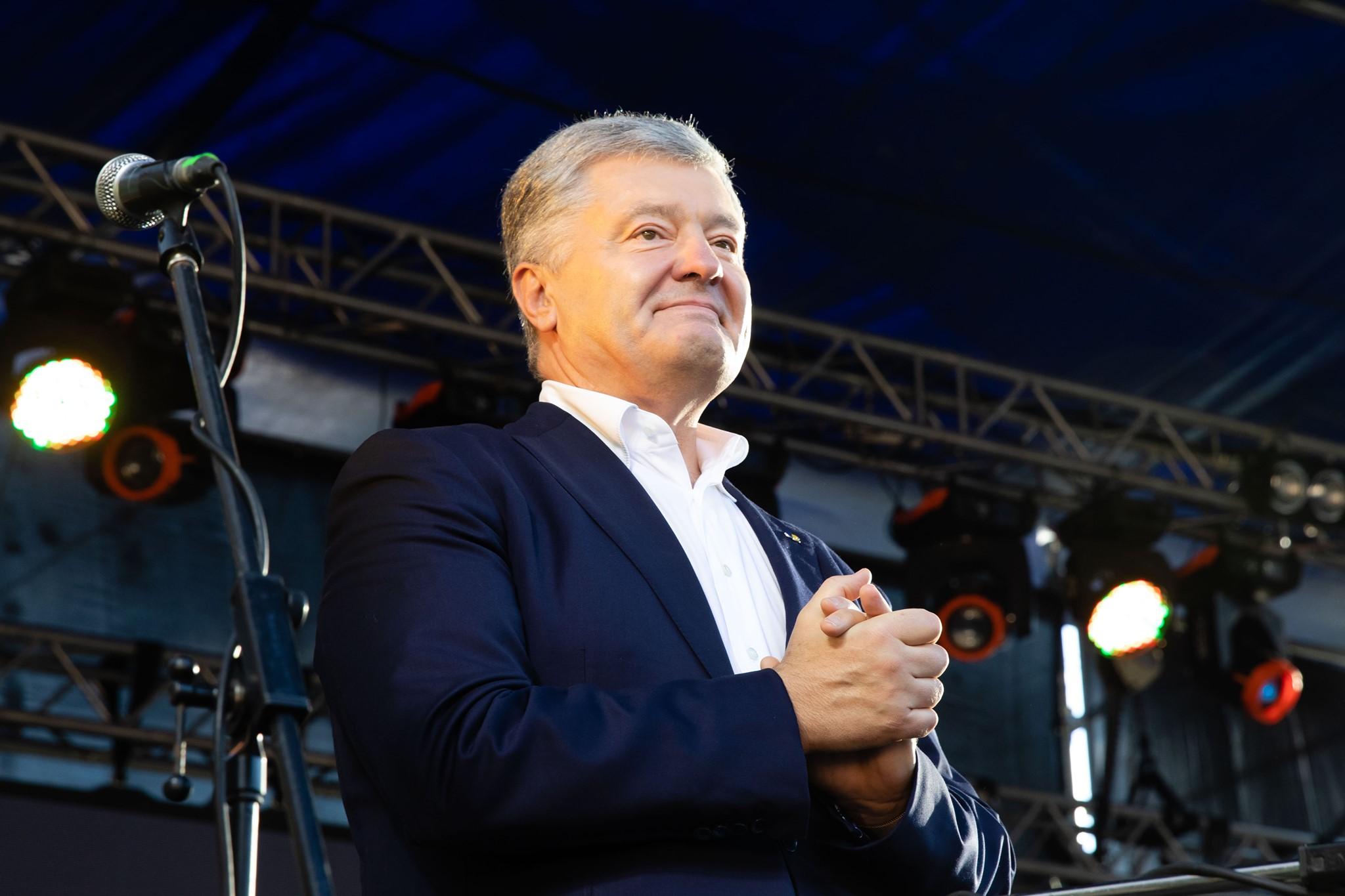 Зеленский снова врёт: Порошенко счёл чёрным пиаром обвинения в сговоре с Медведчуком