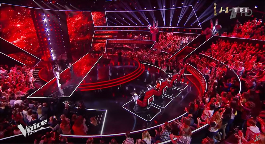 © YouTube / Голос / The Voice Russia