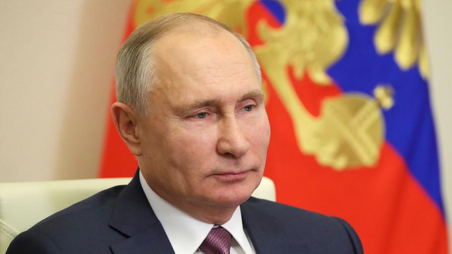 <p>Президент РФ Владимир Путин. Фото © Михаил Климентьев / Пресс-служба Президента РФ</p>