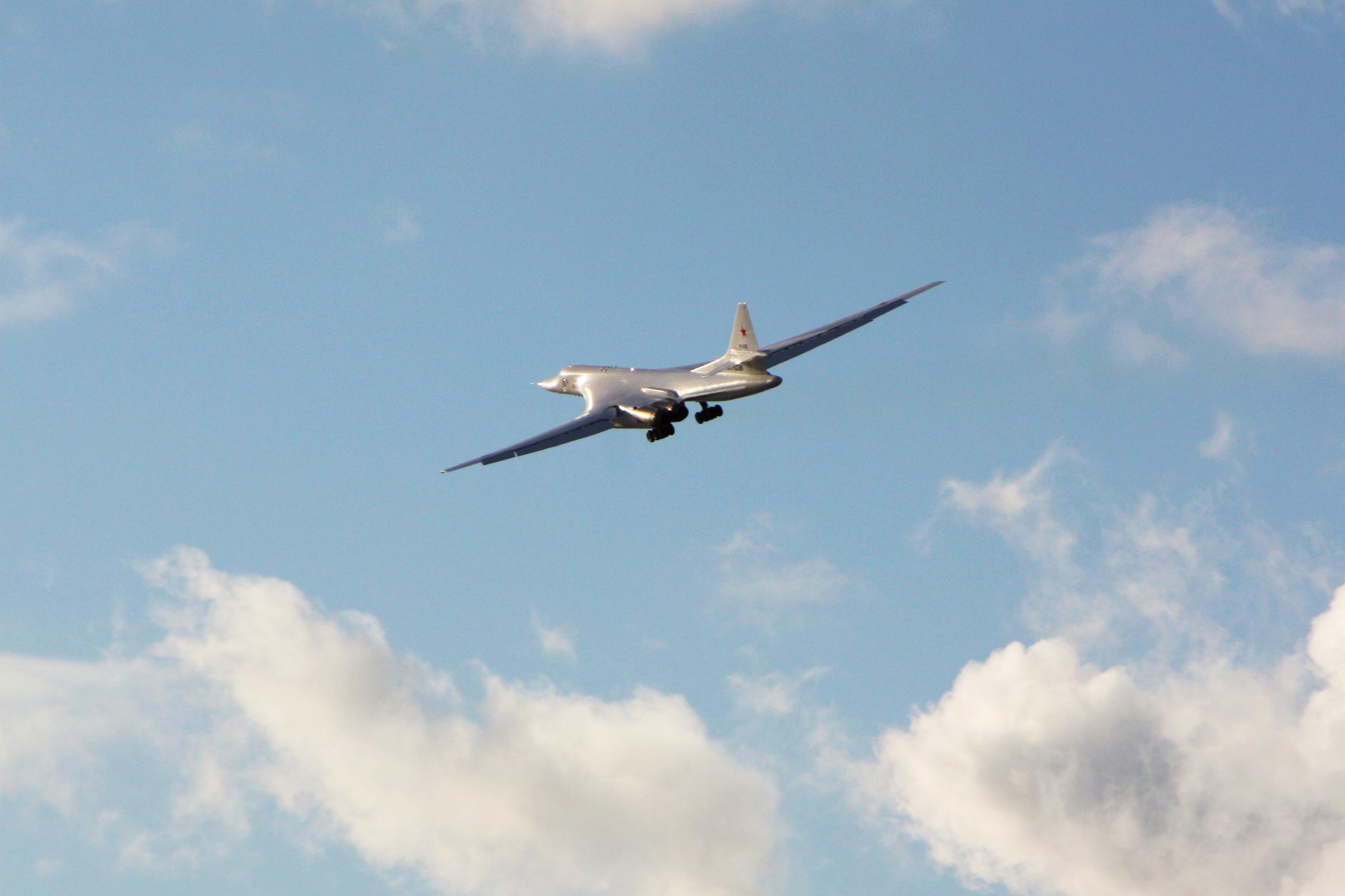 """Ту-160. Фото © Пресс-служба госкорпорации """"Ростех"""""""