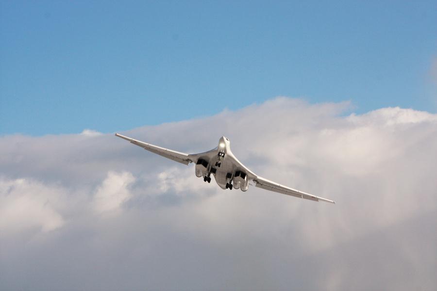 "<p>Ту-160. Фото © Пресс-служба госкорпорации ""Ростех""</p>"