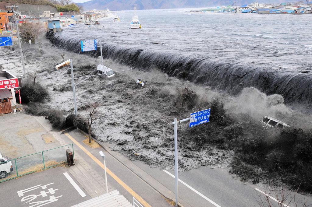 Фото © ТАСС / EPA / AFLO / MAINICHI NEWSPAPER
