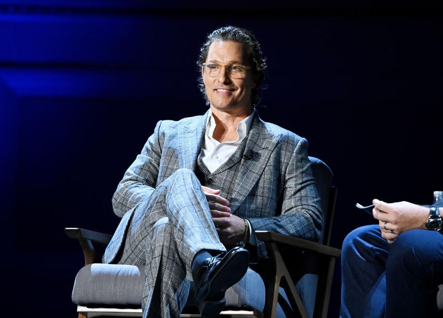 <p>Мэттью Макконахи. Фото © Getty Images / Noam Galai</p>