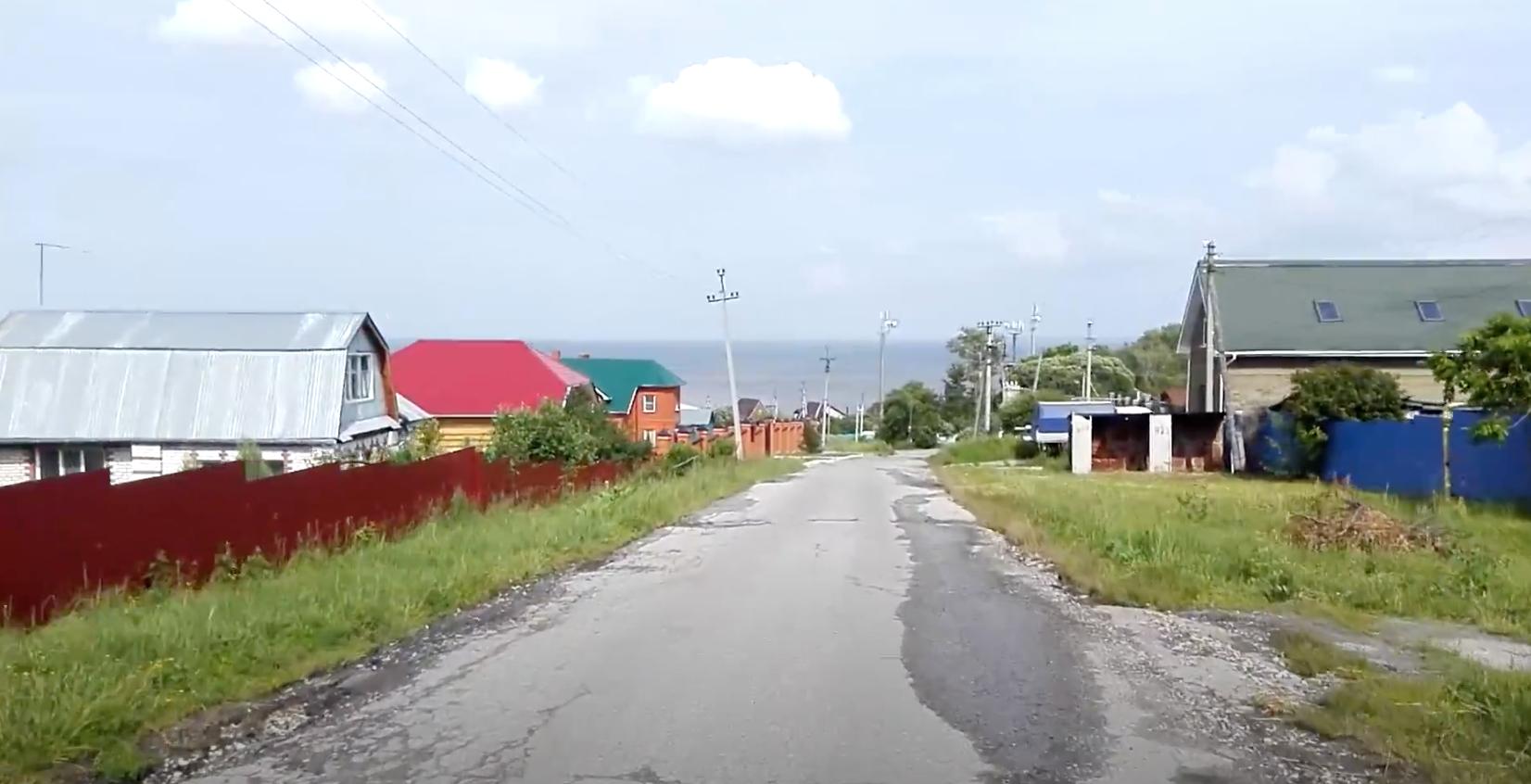 Сланцевый Рудник в Ульяновской области. Кадр из видео YouTube / Персональный