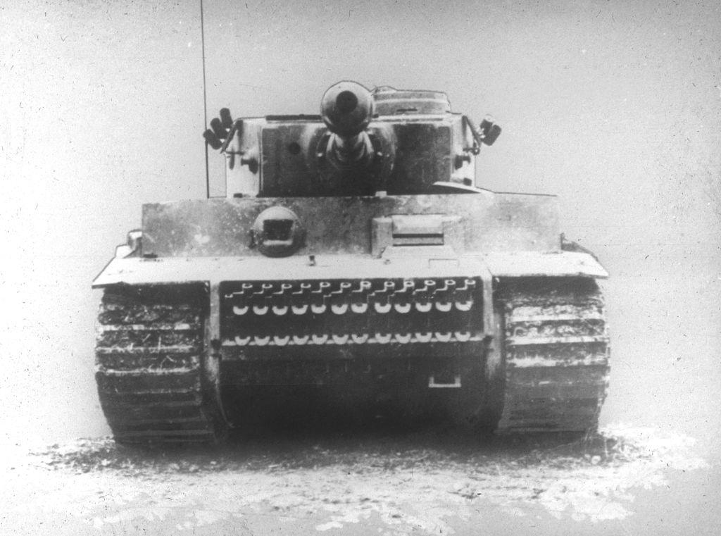 "Танк ""Тигр"". Фото © Getty Images / Interim Archives"