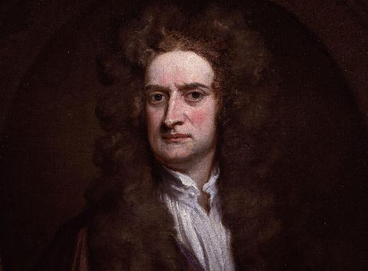 <p>Портрет Исаака Ньютона © Общественное достояние</p>