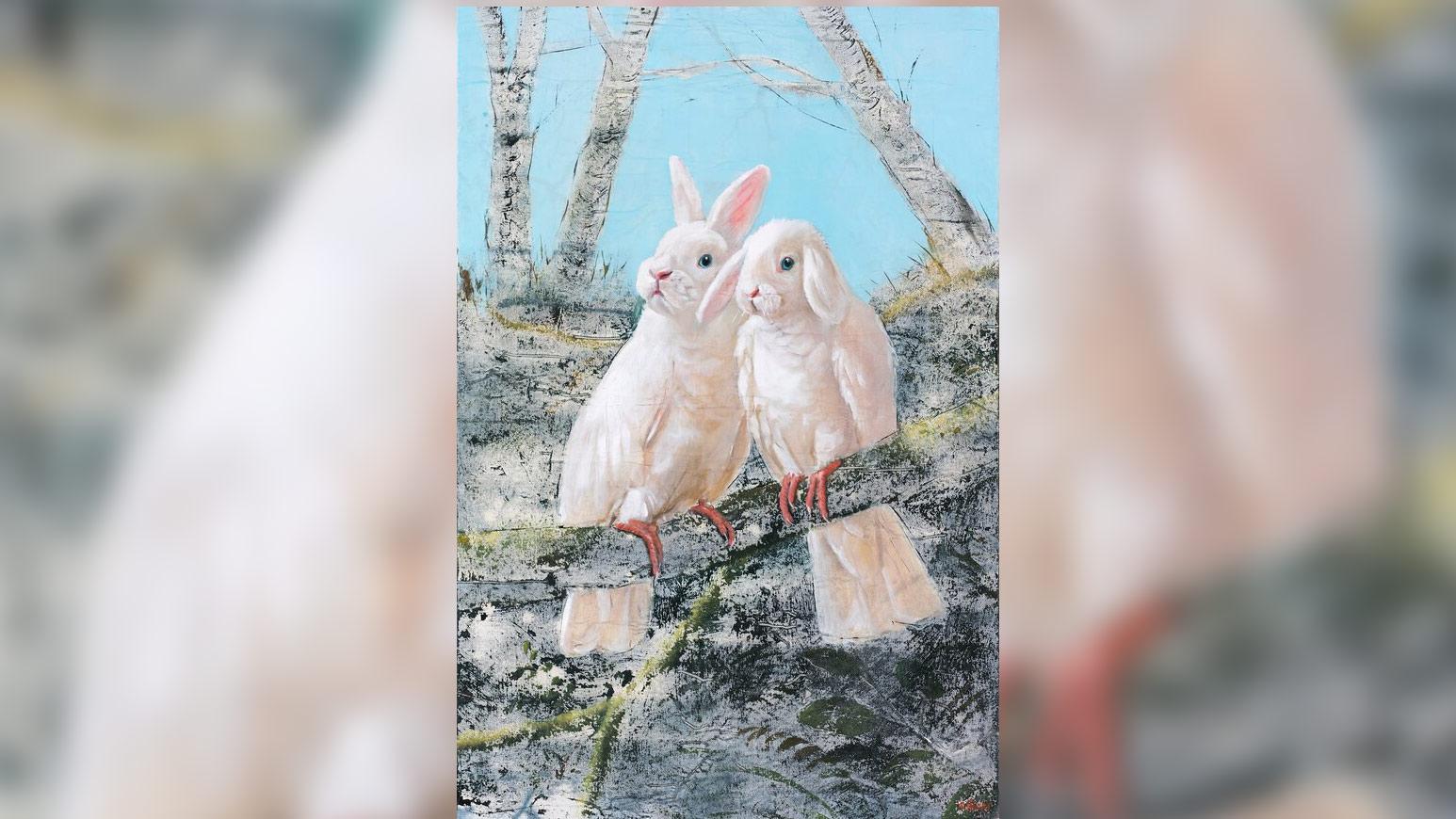 """""""Весна. Любовь"""". Фото предоставлено Лайфу Никасом Сафроновым"""
