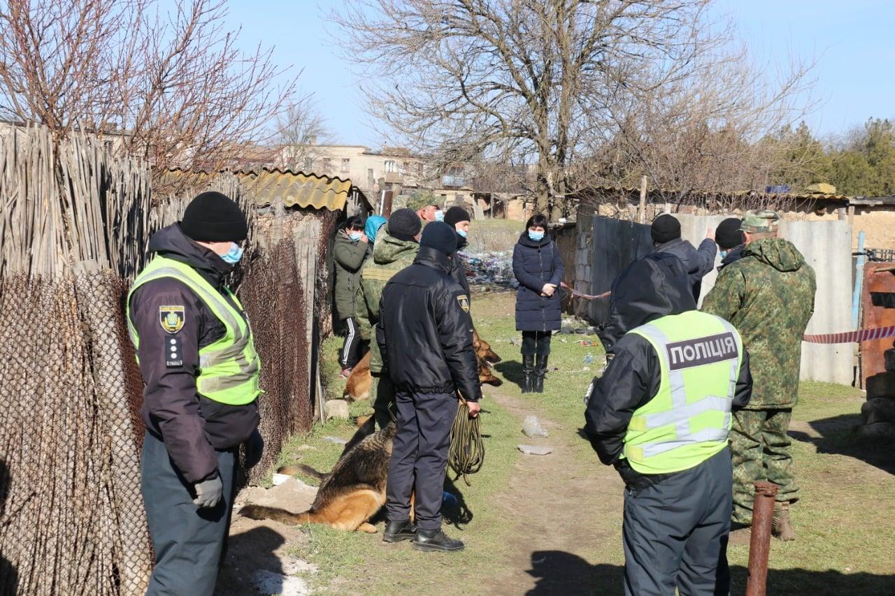 Фото © Facebook / Поліція Херсонської області