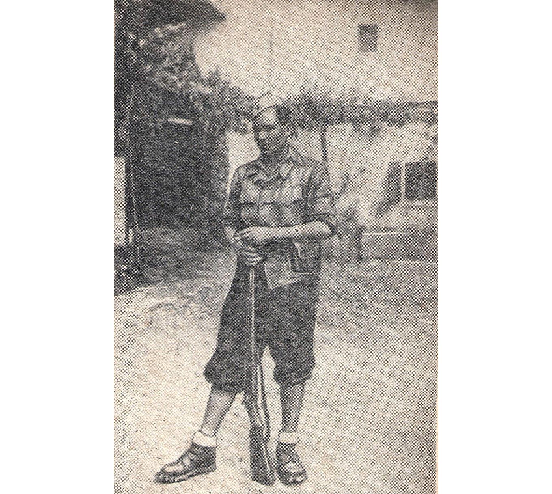Партизан Михайло, 1944 год. Фото© Wikipedia