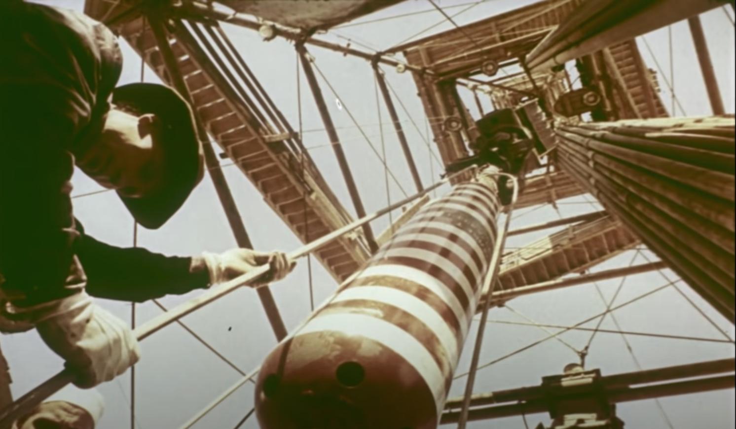 Кадр из видео YouTube / atomicarchive