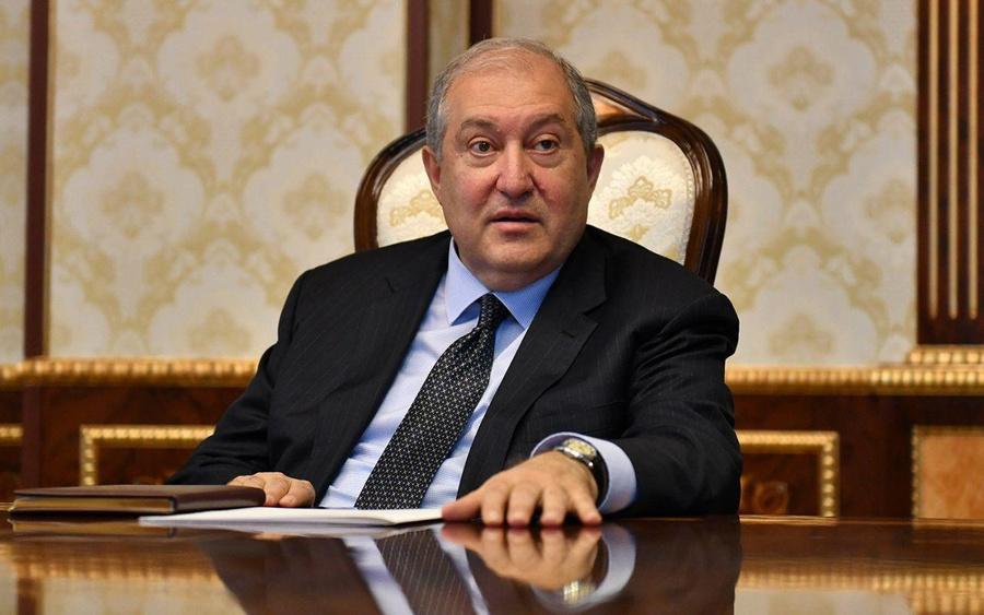 "<p>Фото © <a href=""https://t.me/PressPresident/2132"" target=""_blank"" rel=""noopener noreferrer"">Пресс-служба президента Армении</a></p>"