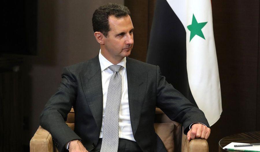 <p>Президент Сирии Башар Асад. Фото © Kremlin</p>
