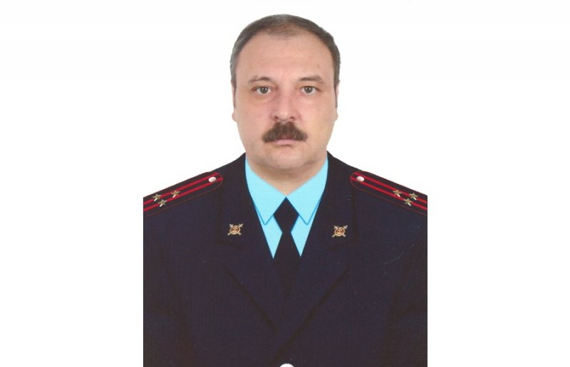 Юрий Островский. Фото © ГУ МВД по Красноярскому краю