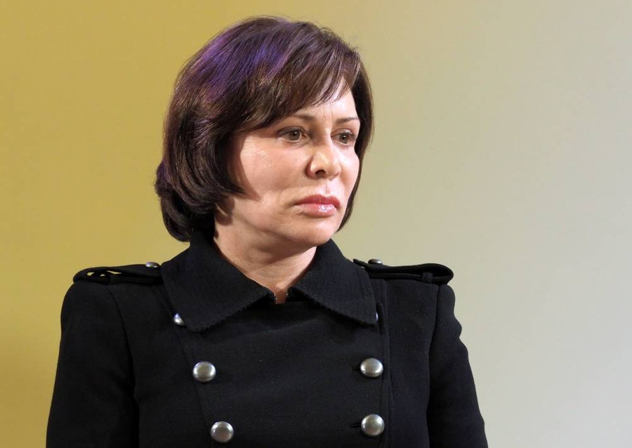 <p>Ирина Роднина. Фото © ТАСС / Гердо Владимир</p>