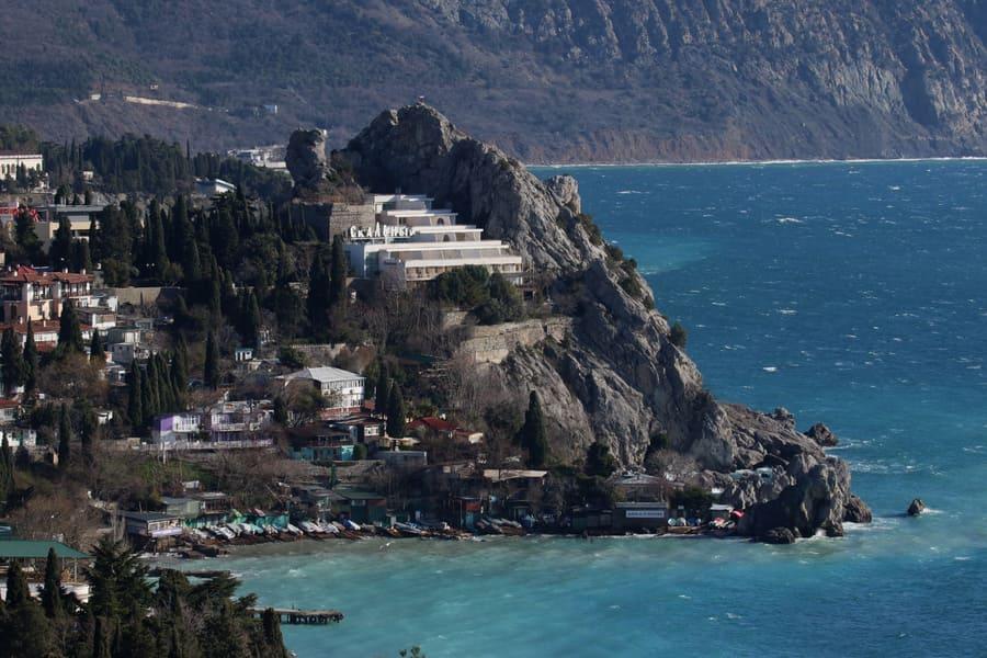 <p>Виды Крыма. Фото © ТАСС / Алексей Павлишак</p>