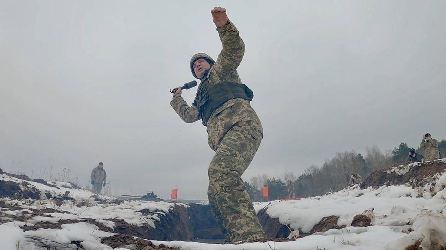 "<p>Фото © Facebook / <a href=""https://www.facebook.com/merkieva/"" target=""_blank"" rel=""noopener noreferrer"">Виталий Кличко</a></p>"