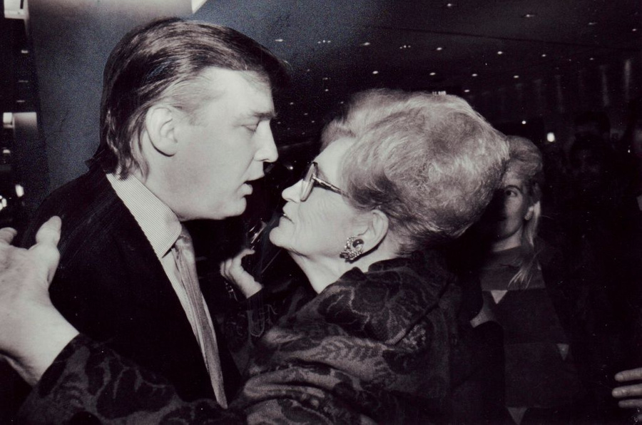 <p>Мэри и Дональд Трамп. Фото © Richard Lee / Newsday RM via Getty Images</p>