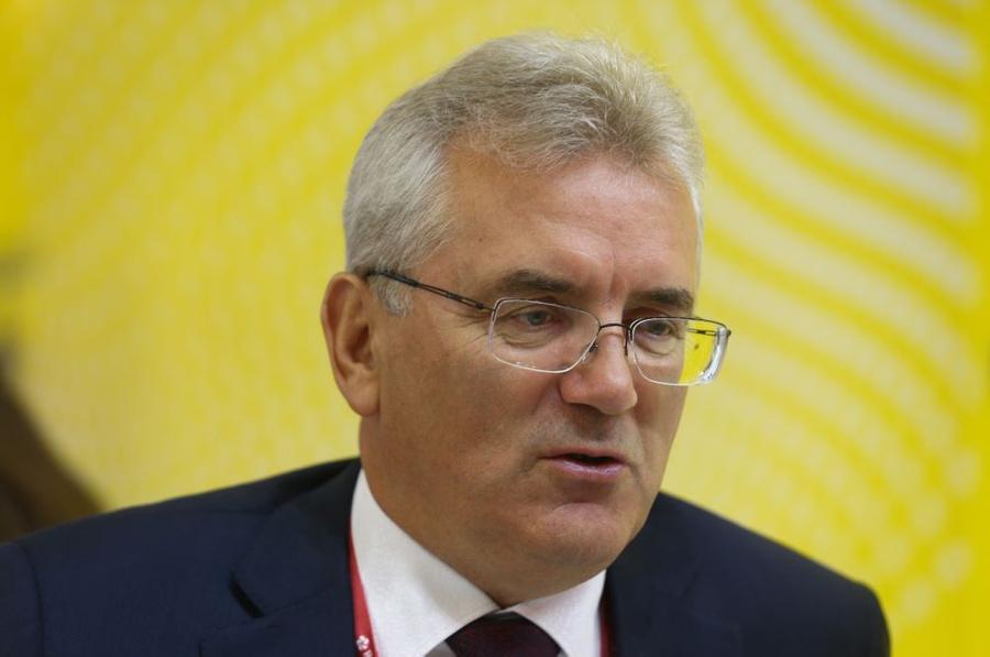 <p>Иван Белозерцев. Фото © ТАСС / Егор Алеев</p>