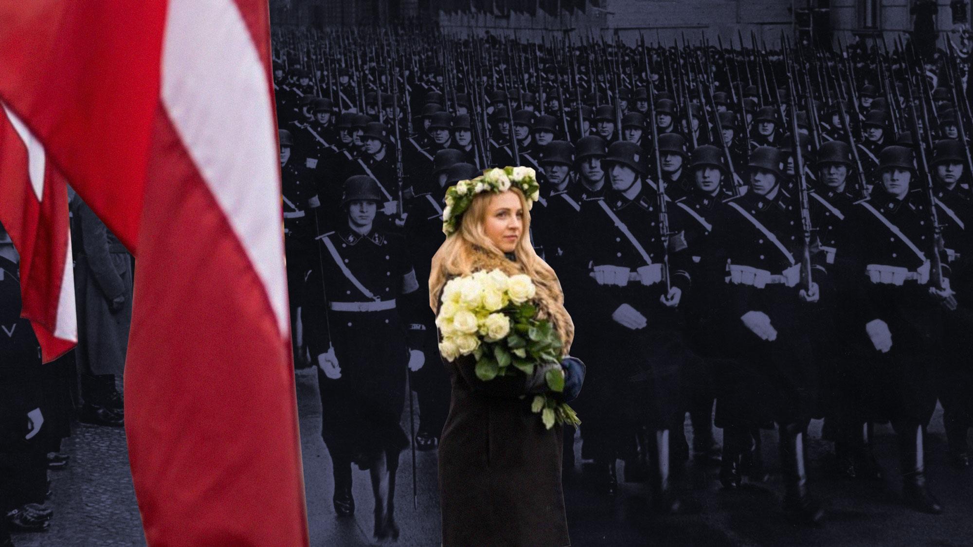 "<p>Коллаж © LIFE. Фото © Getty Images, © <a href=""https://www.nacionalaapvieniba.lv/gallery/2019-gada-16-marta-pieminas-pasakums/"" target=""_blank"" rel=""noopener noreferrer"">Nacionālā apvienība Visu Latvijai!  </a></p>"