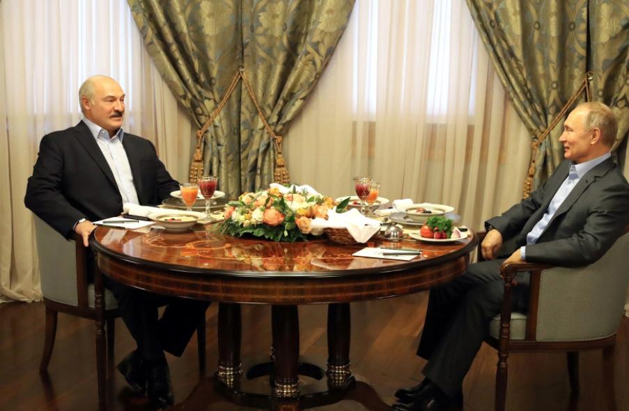 Путин и Лукашенко обсуждали кандидатуру на пост нового госсекретаря Союзного государства