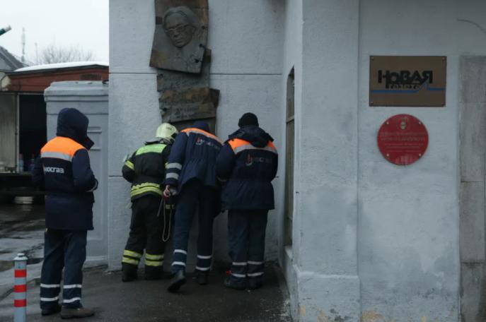 "<p>Фото © ""Новая газета"" / Светлана Виданова</p>"