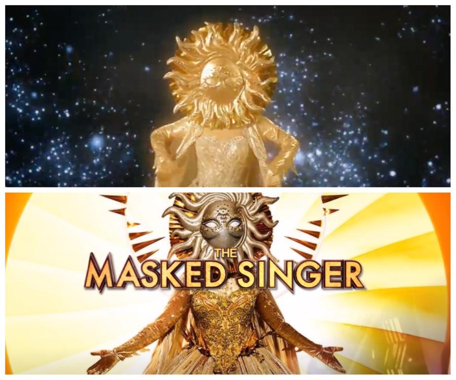 Скриншот © Youtube / The Masked Singer Clips, © Youtube / НТВ