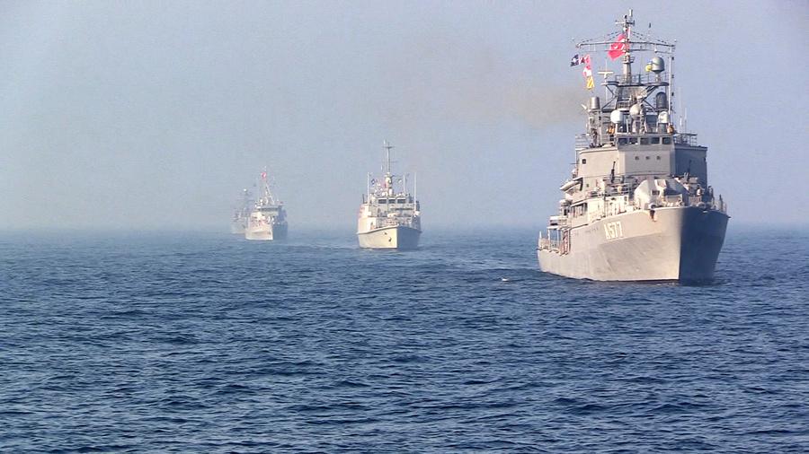 "<p>Фото © Facebook / <a href=""https://www.facebook.com/navy.mil.gov.ua/photos/pcb.1786336811569581/1786335734903022/"" target=""_blank"" rel=""noopener noreferrer"">ВМС ЗС України</a></p>"
