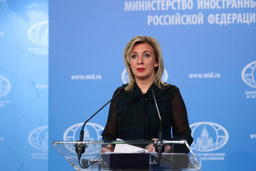 "<p>Фото © <a href=""https://www.mid.ru/press_service/spokesman/briefings/-/asset_publisher/D2wHaWMCU6Od/content/id/4623242"" target=""_blank"" rel=""noopener noreferrer"">Пресс-служба МИД России</a></p>"