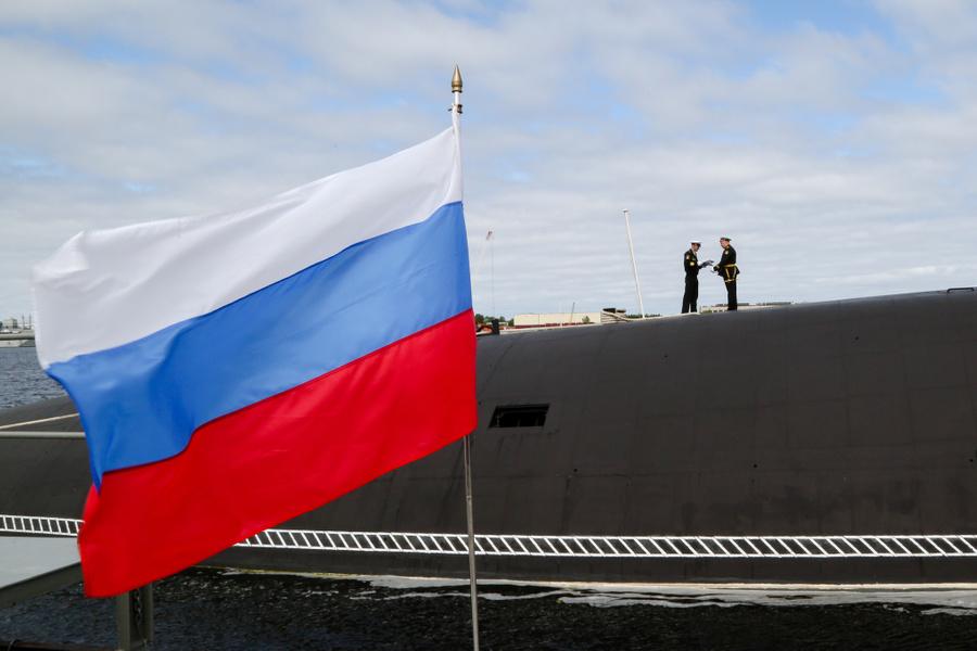 <p>Фото © Пресс-служба Северного флота РФ / ТАСС</p>