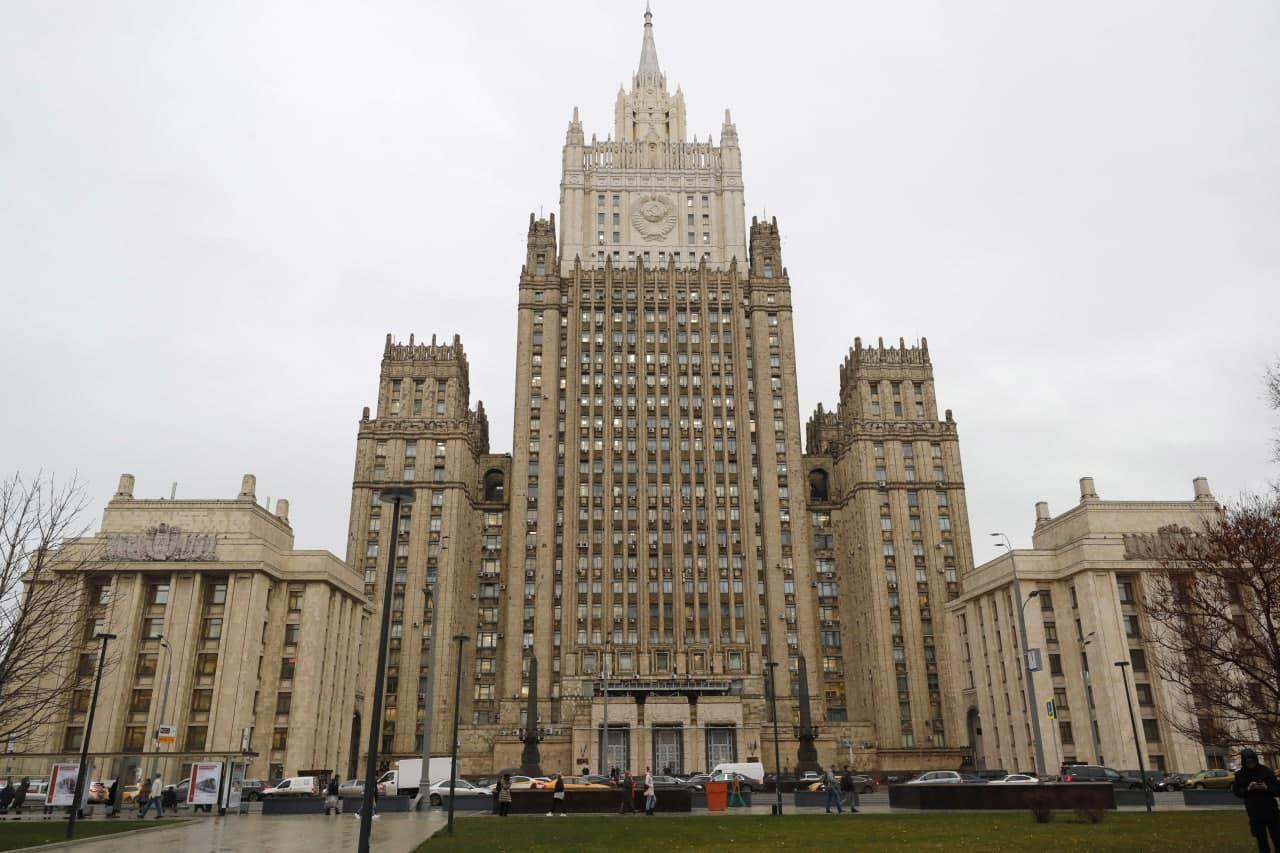 МИД РФ назвал американские санкции враждебным выпадом