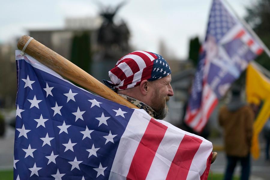 <p>Фото © AP / TASS / Ted S. Warren</p>
