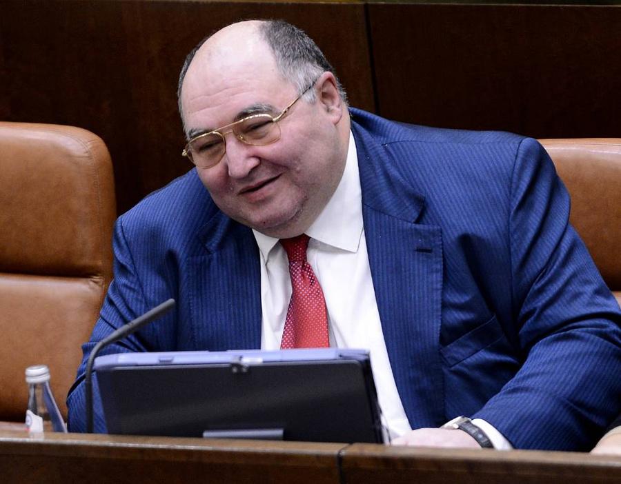 Борис Шпигель. Фото © ТАСС / Станислав Красильников