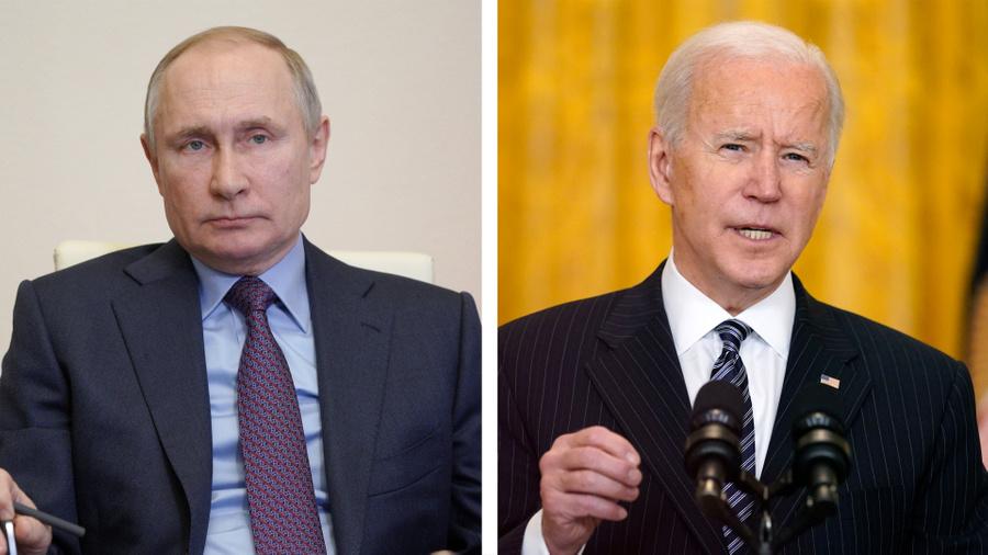 <p>Фото © ТАСС / Алексей Дружинин / Пресс-служба Президента РФ / AP</p>