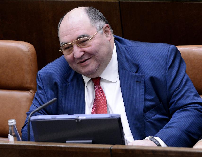 <p>Борис Шпигель. Фото © ИТАР-ТАСС</p>