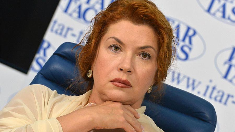 <p>Вера Сотникова. Фото © ТАСС / Юрий Машков</p>
