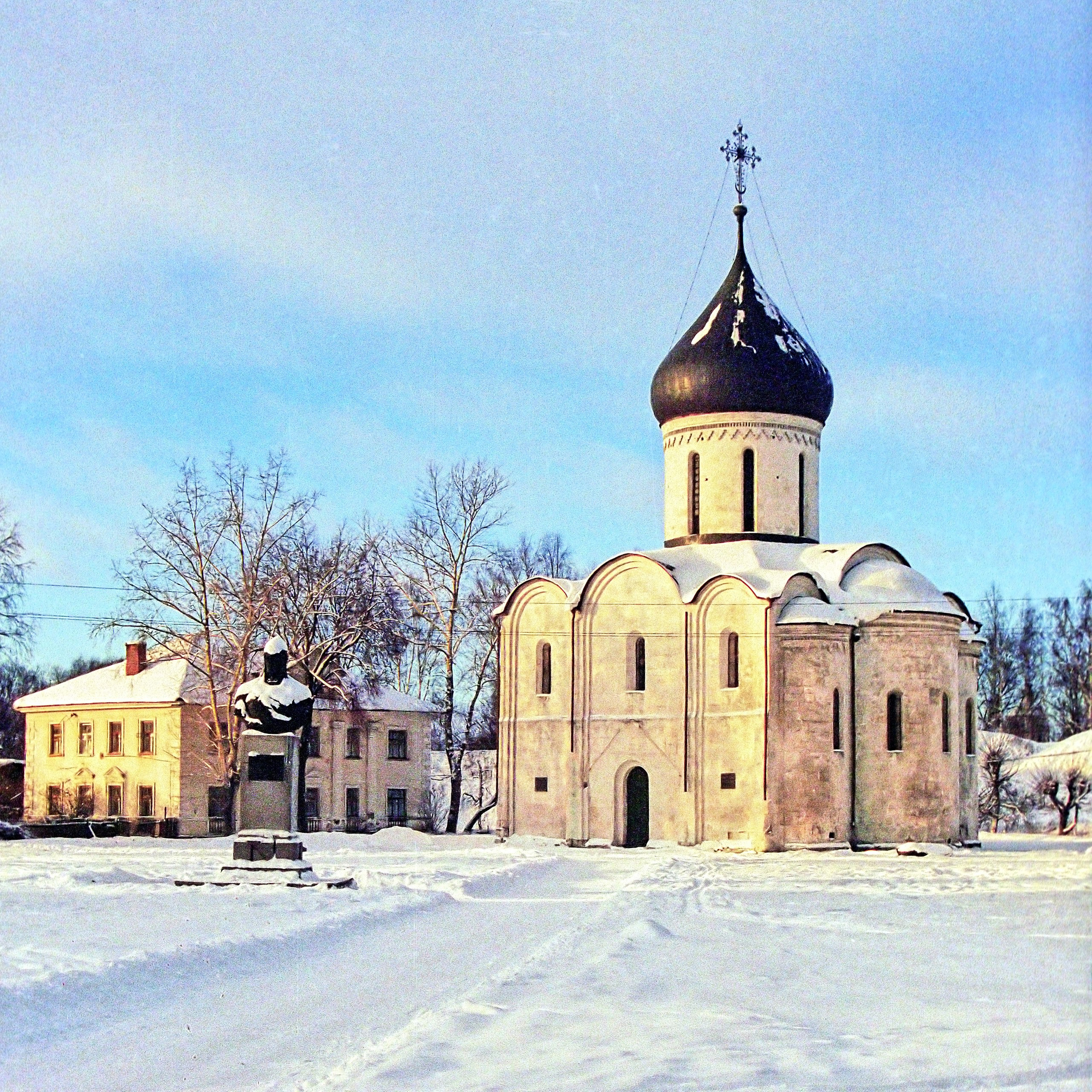 Спасо-Преображенский собор в Переславле-Залесском.  Фото © Wikipedia