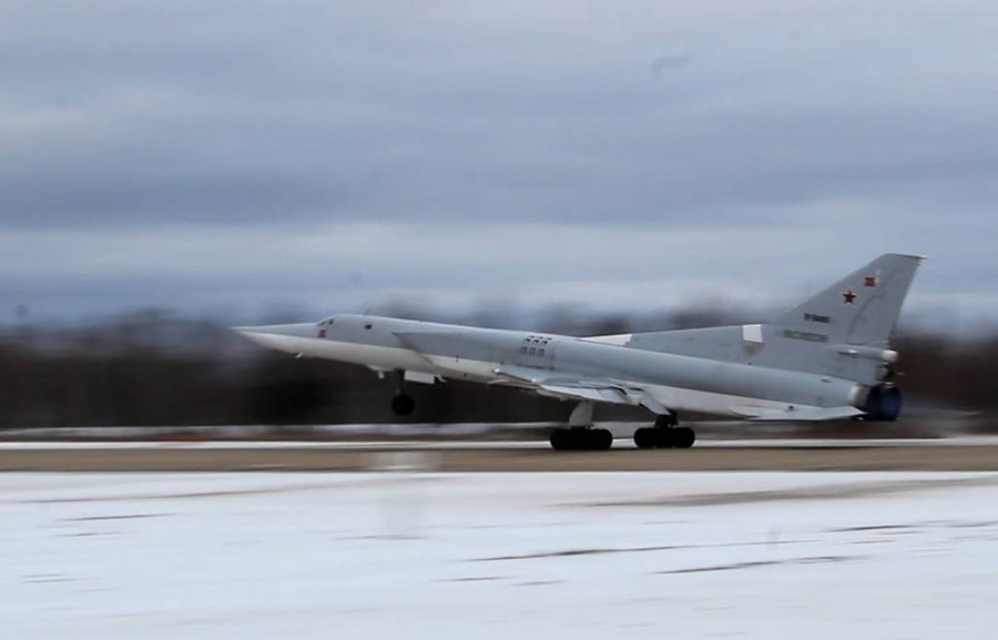 <p>Ту-22М3. Фото © ТАСС / Пресс-служба Минобороны РФ</p>