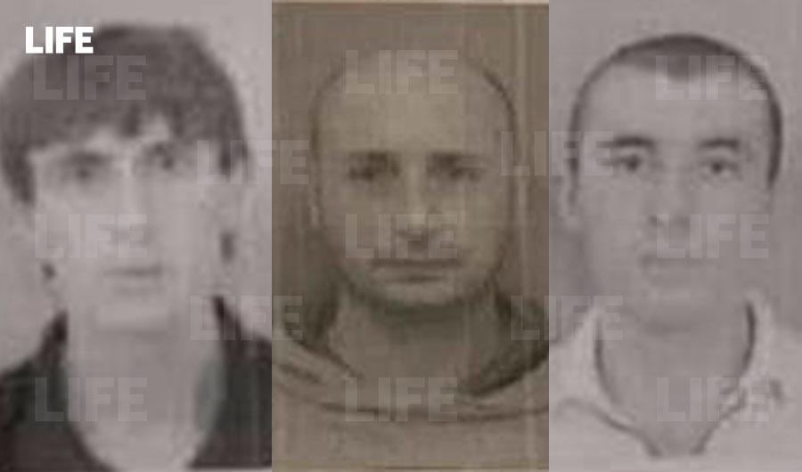 Подозреваемые в убийстве депутата братья Торчиновы. Фото © LIFE