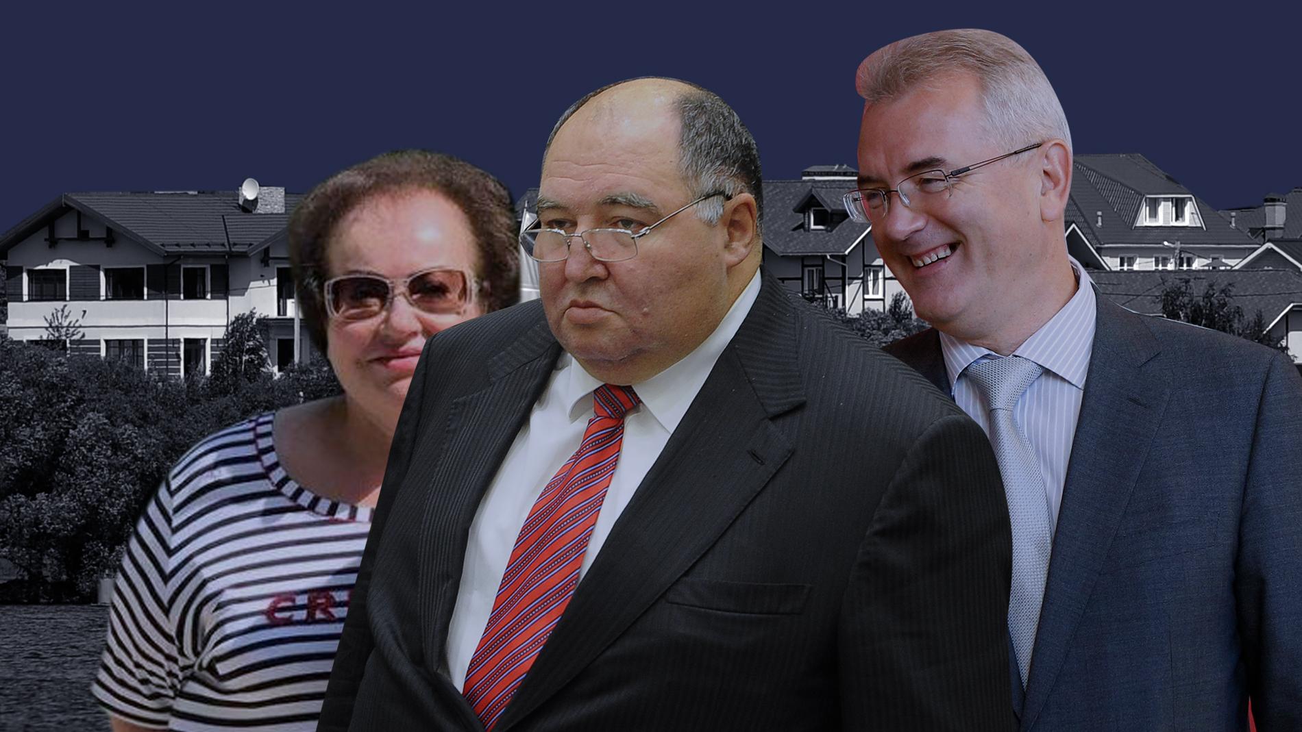 Пока олигарх Шпигель и экс-губернатор Белозерцев делили миллионы, их водители судились за квартиру