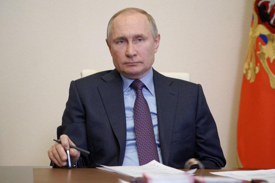<p>Фото © Алексей Дружинин / Пресс-служба Президента РФ</p>