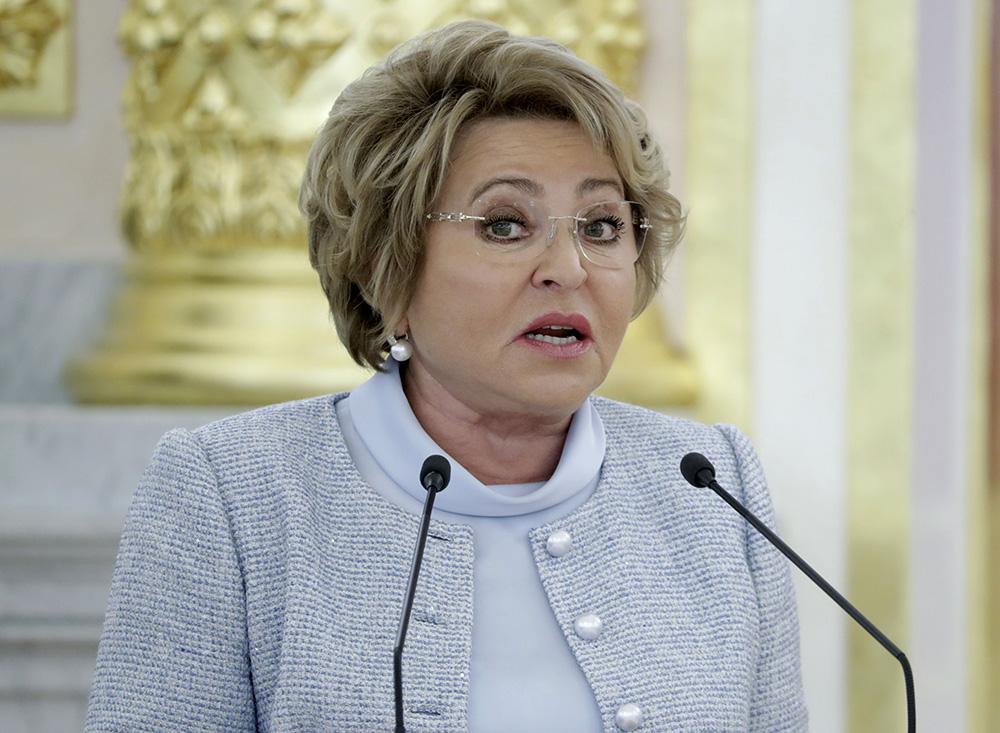 Матвиенко рассказала, когда в России снимут ковидные ограничения