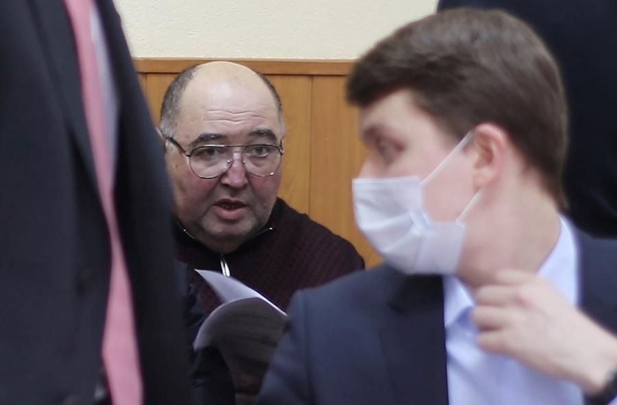 <p>Борис Шпигель. Фото © Пресс-служба Басманного суда</p>