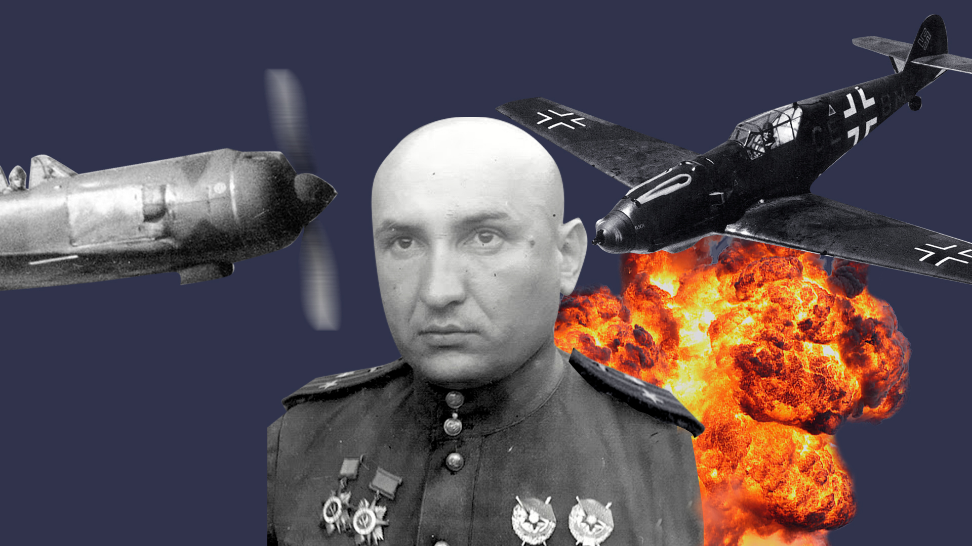 "<p>Коллаж © LIFE. Фото © <a href=""http://www.airwar.ru/enc/fww2/la5f.html"" target=""_blank"" rel=""noopener noreferrer"">airwar.ru</a>, © <a href=""https://en.wikipedia.org/wiki/Messerschmitt_Bf_109"" target=""_blank"" rel=""noopener noreferrer"">Wikipedia</a>, © <a href=""http://soviet-aces-1936-53.ru/abc/v/varchuk.htm"" target=""_blank"" rel=""noopener noreferrer"">Советские лётчики-асы. Герои воздушных войн 1936-</a><a href=""http://soviet-aces-1936-53.ru/abc/v/varchuk.htm"" target=""_blank"" rel=""noopener noreferrer"">1953 гг.</a></p>"