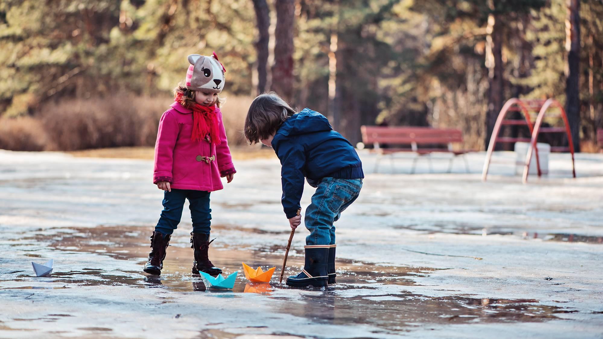 Простые советы: как защитить ребёнка от простуды весной